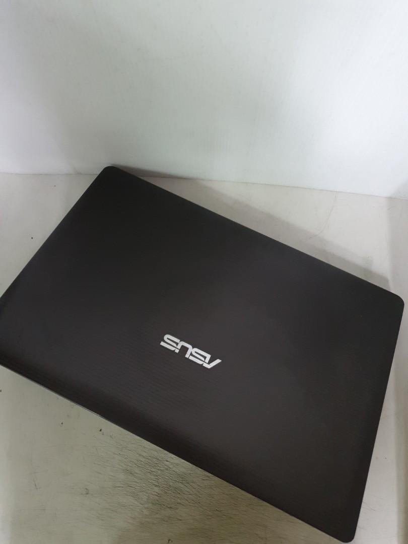 ASUS A43E i3 laptop 4G SSD 120G DVD Webcam notebook win10