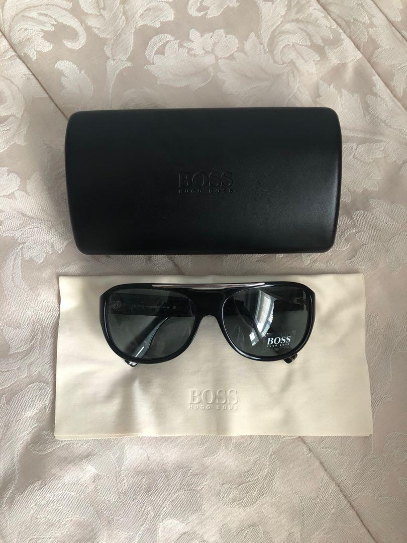Authentic Hugo boss sunglasses