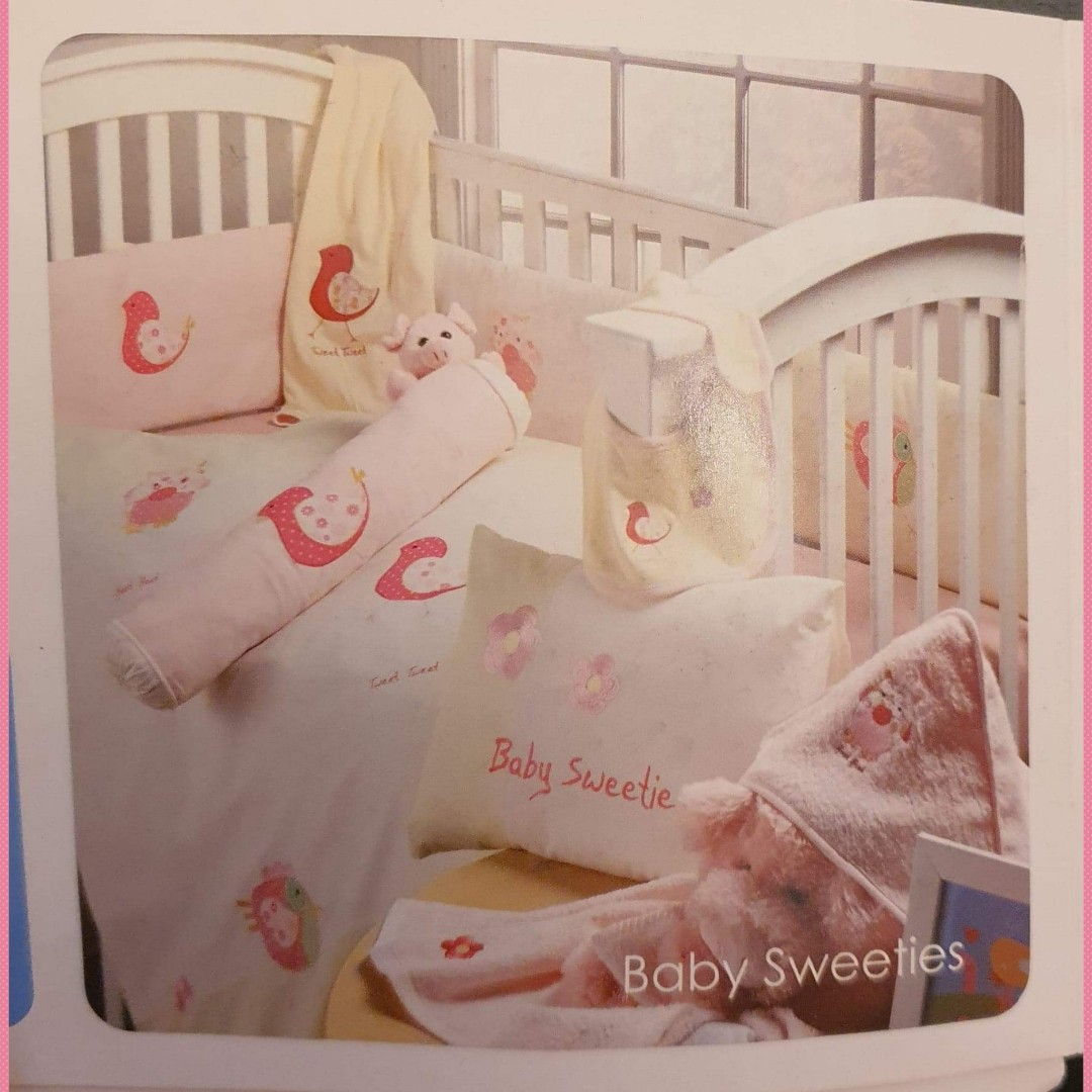Baby Cot Sheet Set Babies Kids Cots Cribs On Carousell