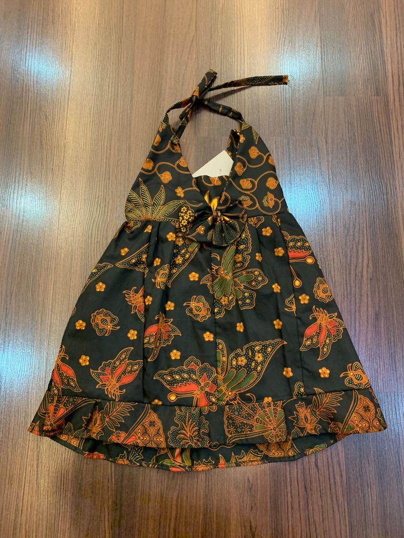 Batik Dress sz 12m