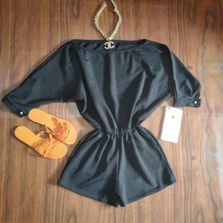 Black Jumpsuit premium