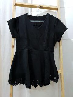 Blus Scuba Black