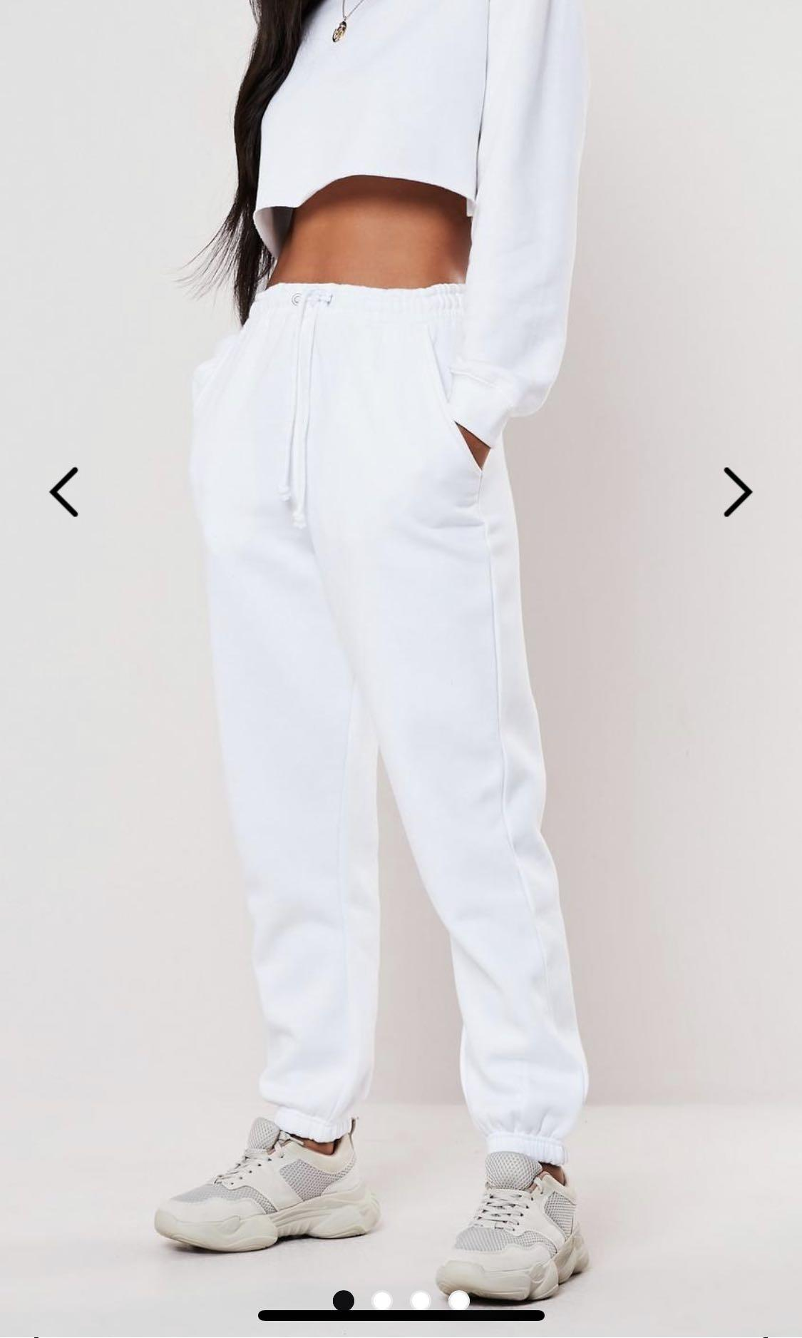 BNWT Missguided Oversized Joggers