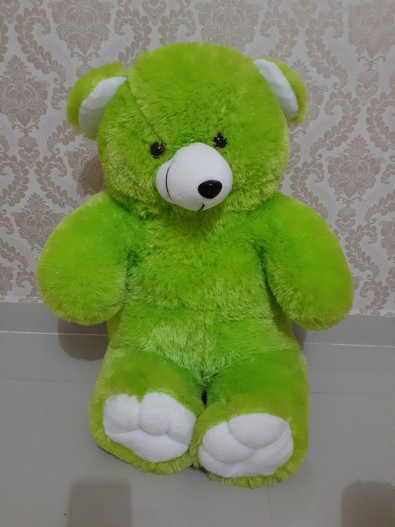 Boneka tedy bear big size