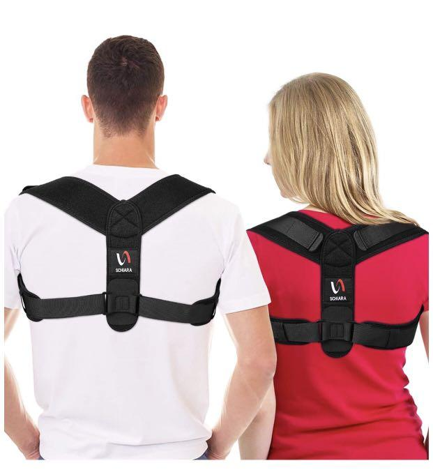 Brand new Posture Corrector for Men and Women - Comfortable Upper Back Brace