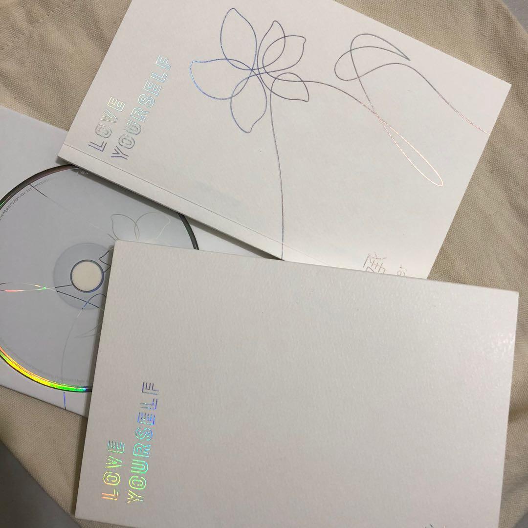 BTS專輯 (不含小卡)