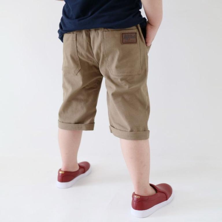 Celana Chino Pendek Laki-Laki Model Terbaru Trendy Keren