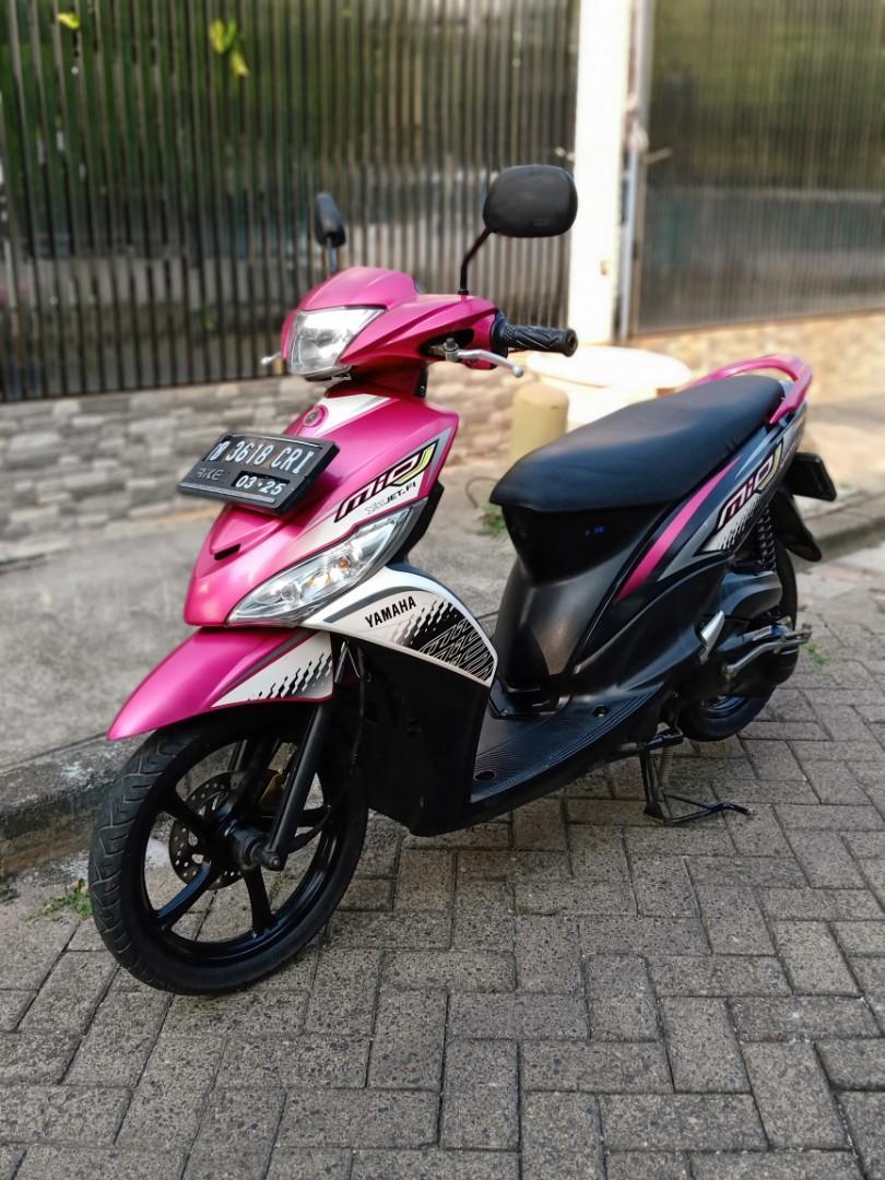 Di Jual Motor Yamaha Mio J 113 Tahun 2013