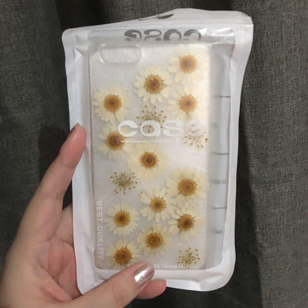 dried flowers case iphone 6 plus