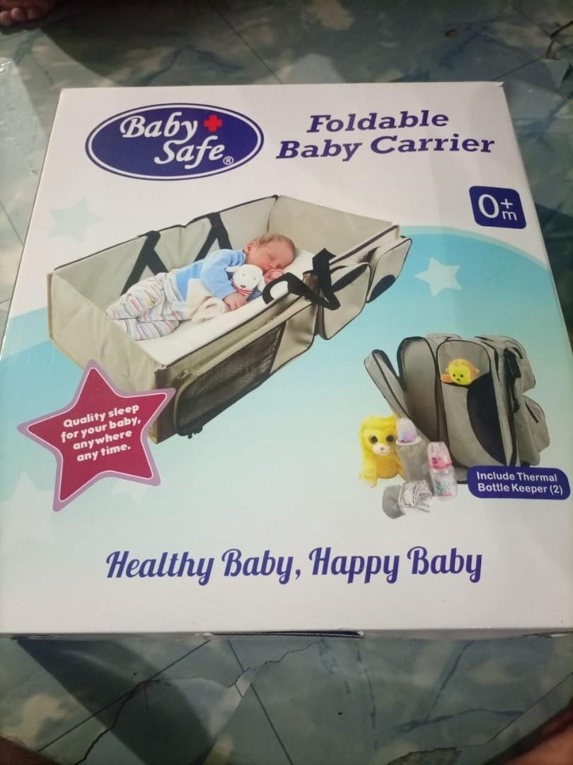 Foldable baby Carrier ex kado