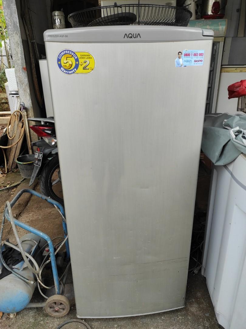 Freezer Mambo - Kulkas khusus bikin es
