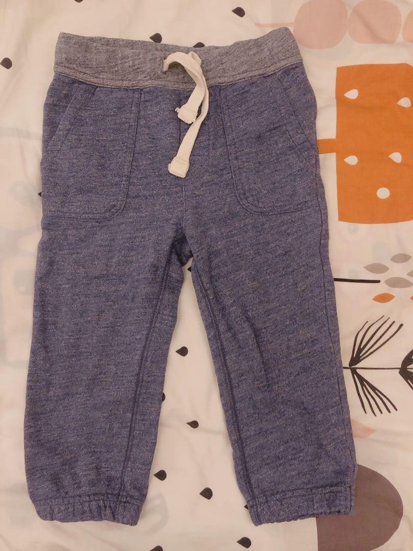 Gap 男童長褲 適合1-2歲