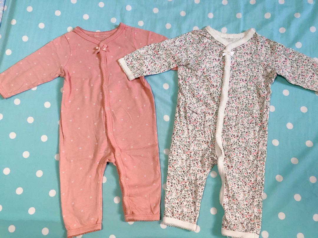 H&M寶寶連身衣(約6-12m)