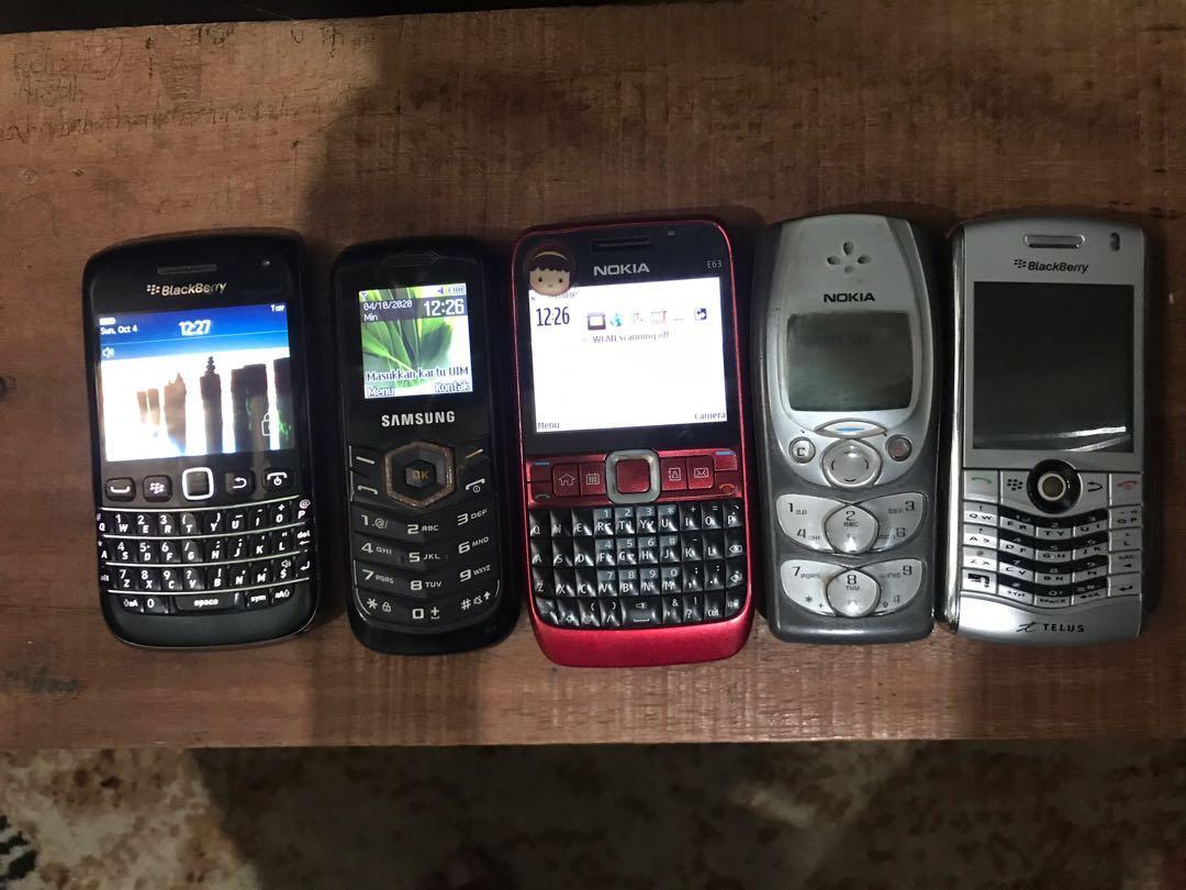 Hp Borongan Blackberry Nokia Samsung