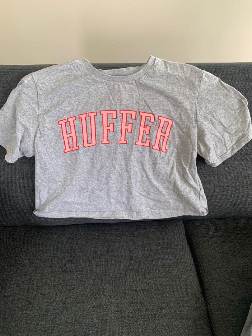 Huffer crop