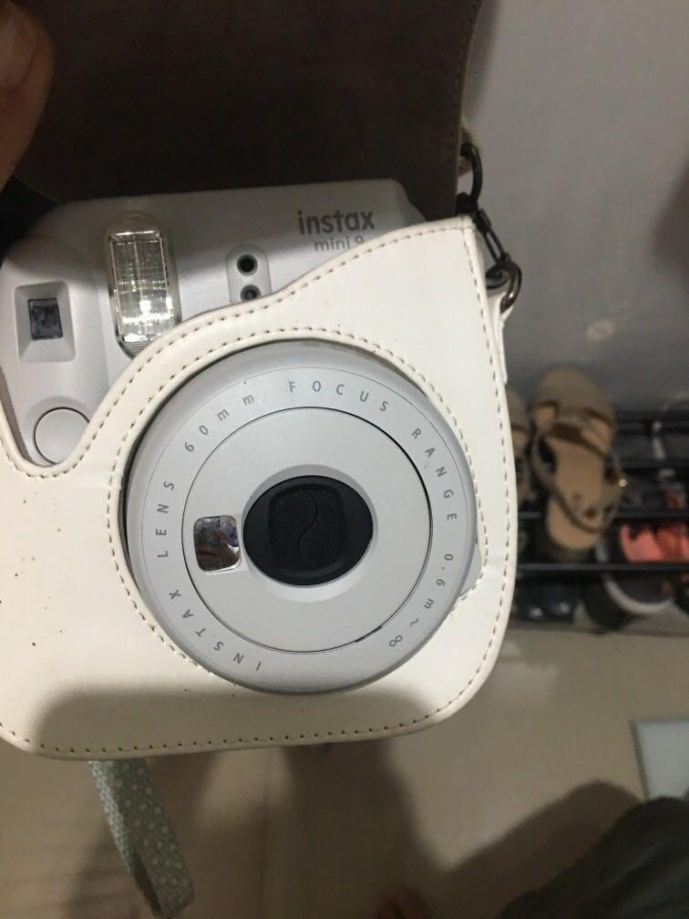 Intax mini 9 fuji film