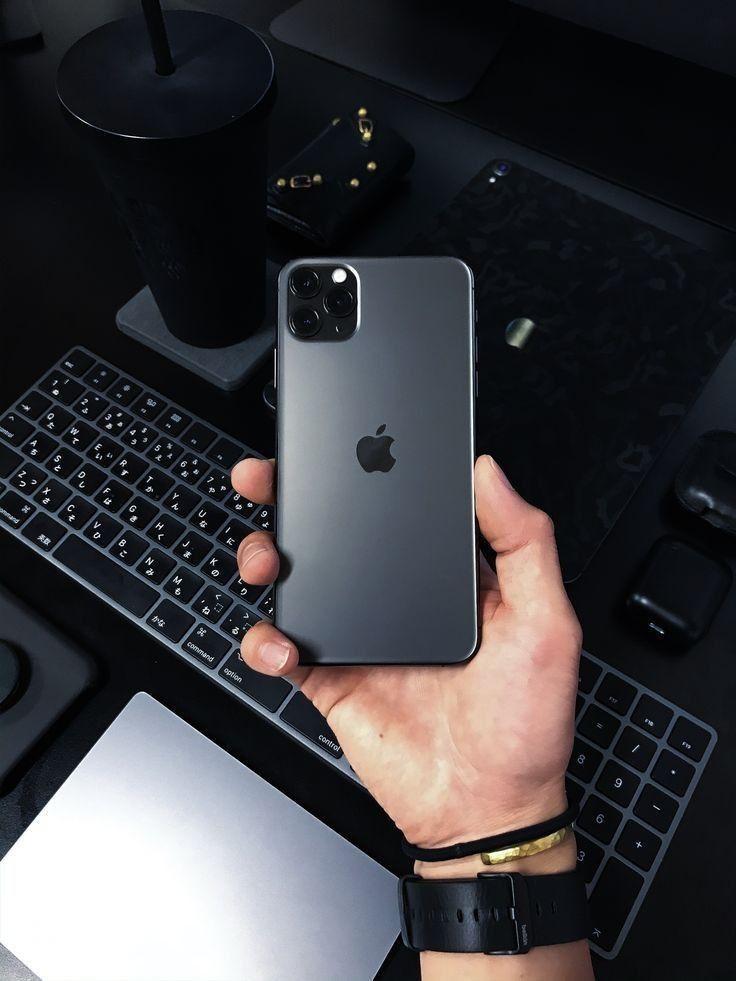 IPhone 11 Pro Space Grey 64gb GARANSI IBOX 2021