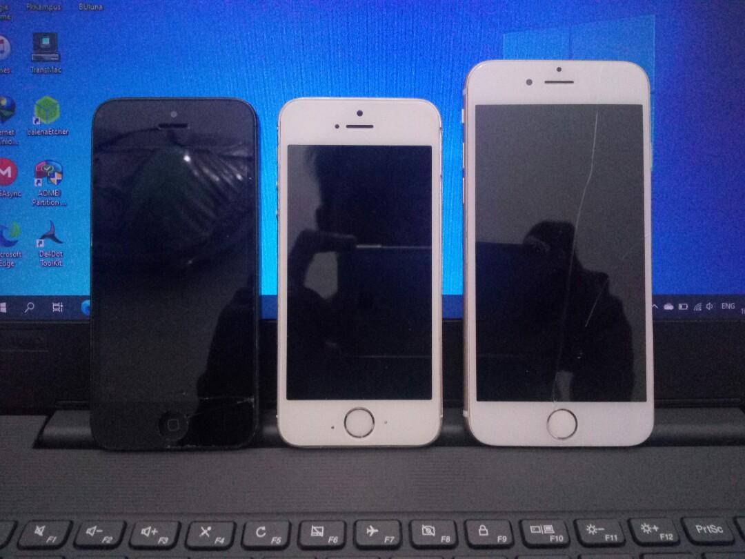 iPhone 5, 5s, 6