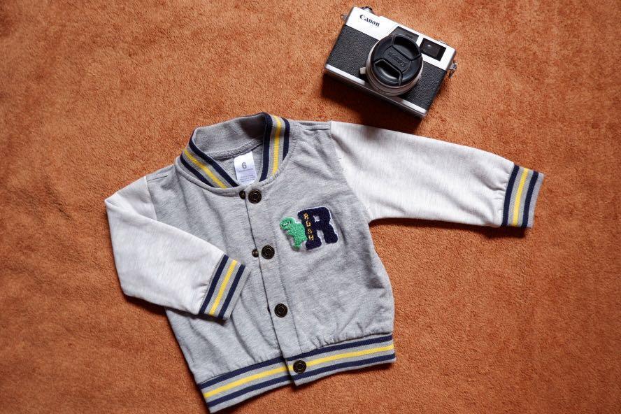 Jacket Bomber Baby