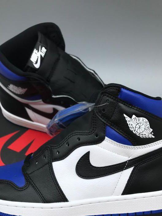 Jordan 1 Royal Toes