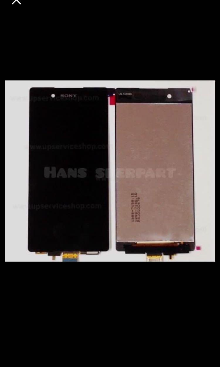 Jual LCD + Touchscreen Sony Z3+/Z4