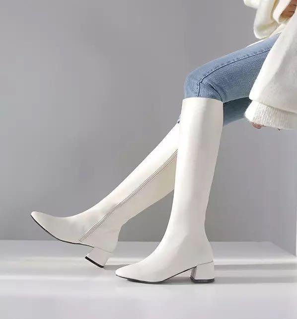 Korea designer Over The Knee Boots