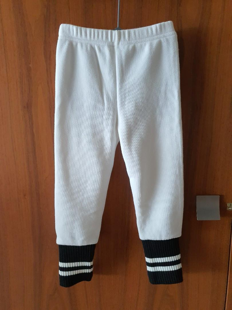 Korean legging jogger pants asli korea sz 2-3 thn