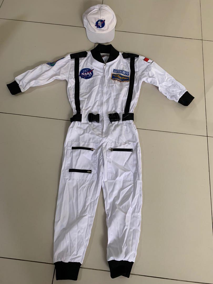 Kostum Astronot untuk Anak