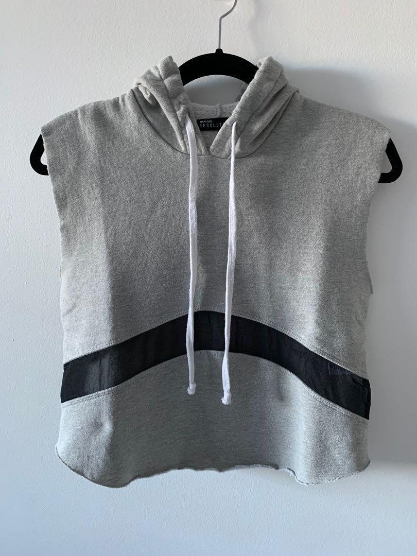 Lamade XS hoodie vest