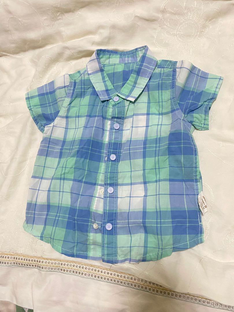 Lativ寶寶襯衫