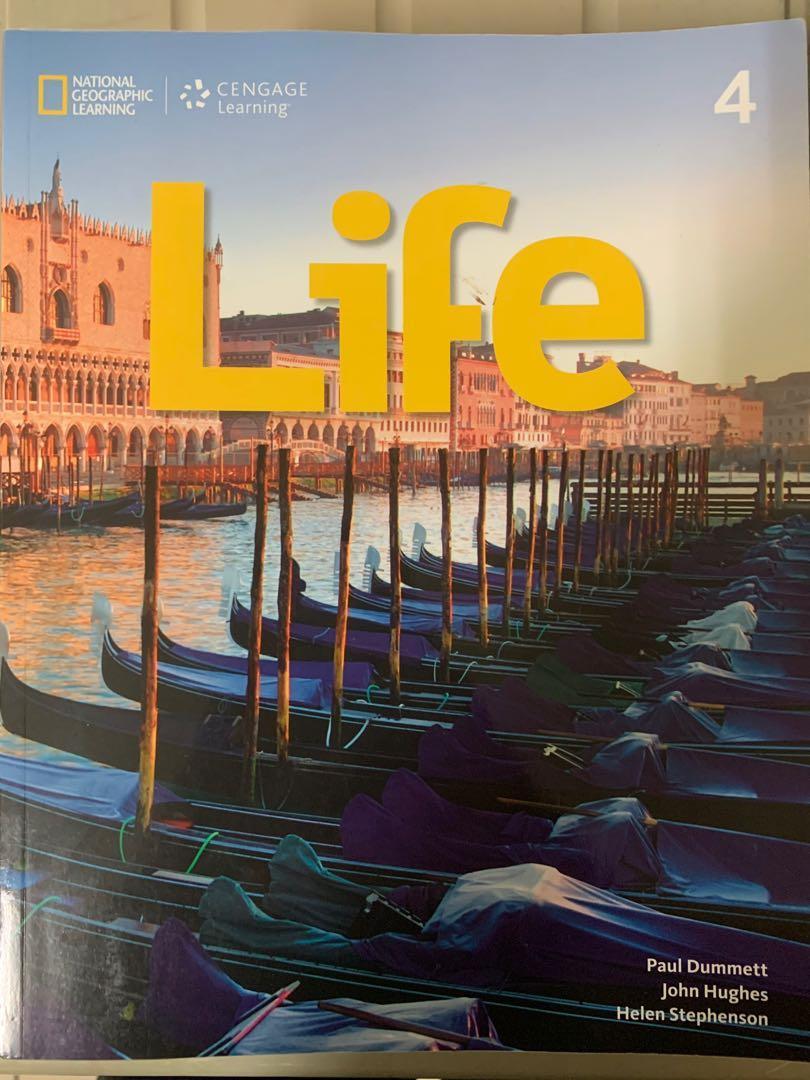 Life4英文大學用書