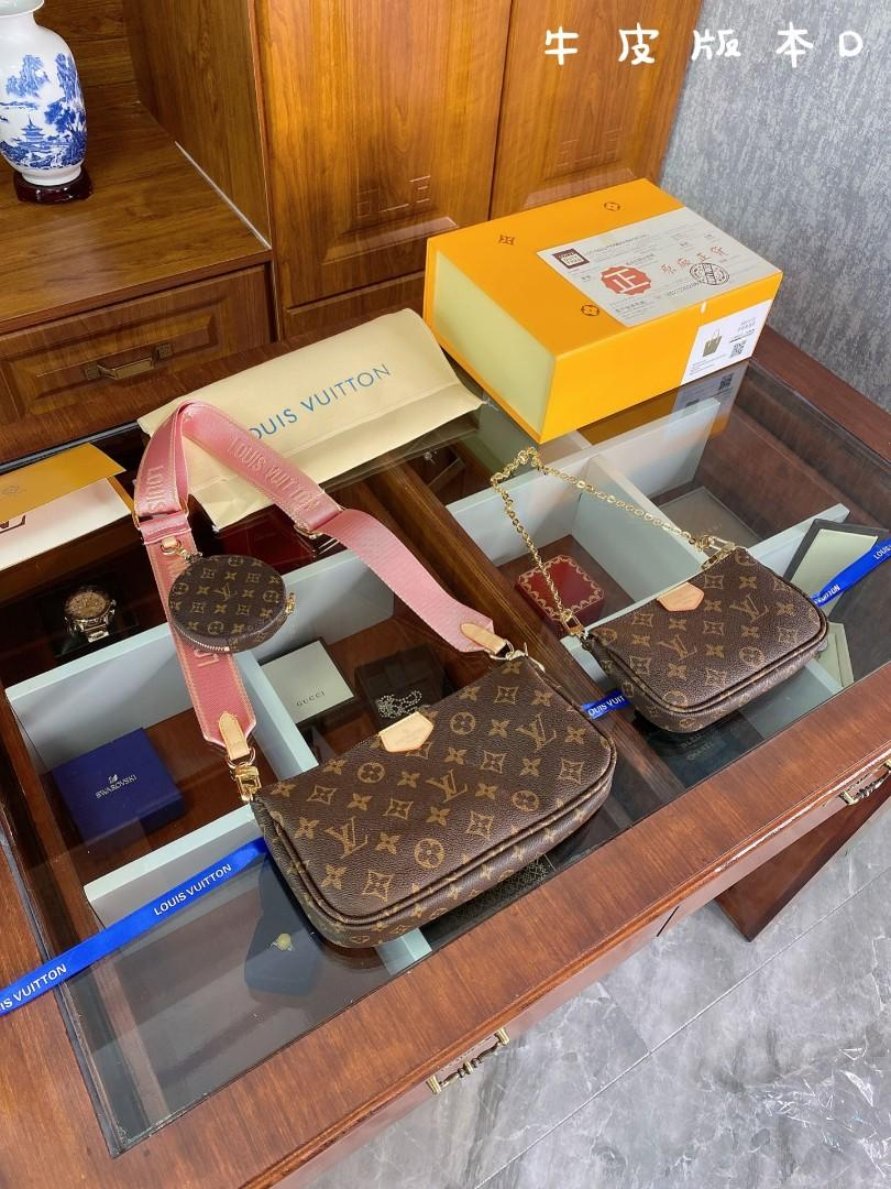 Louis Vuitton pink style Fashion bag