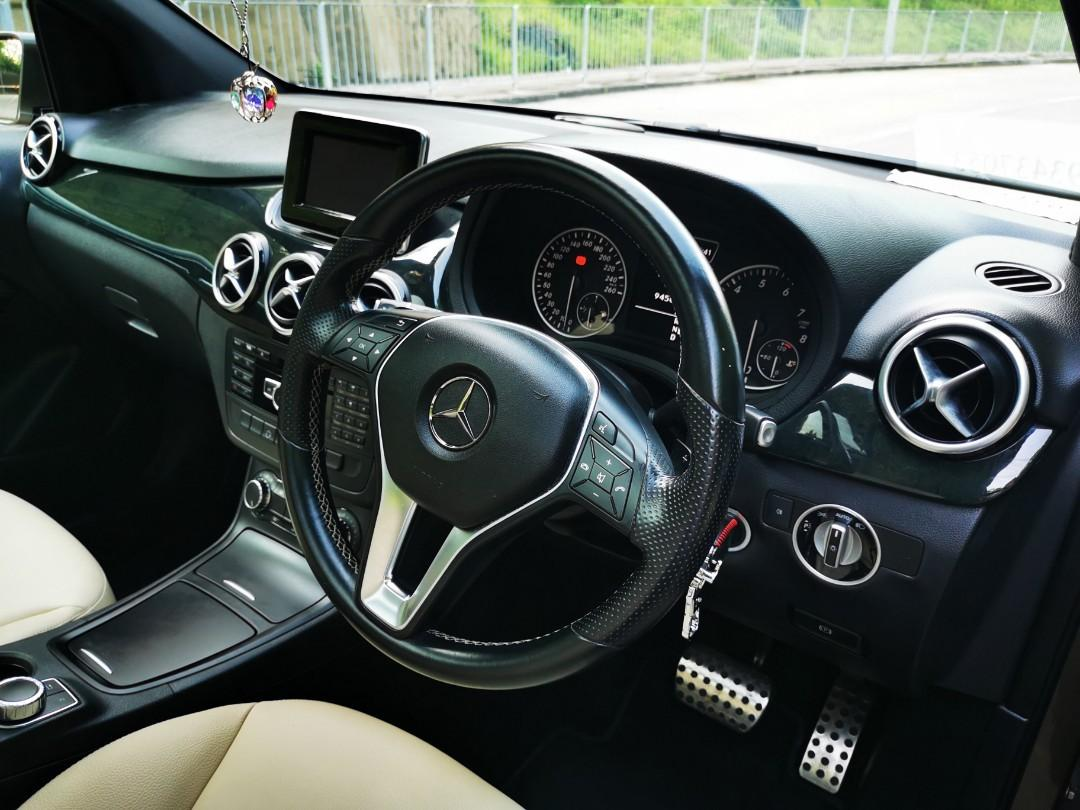 Mercedes-Benz B200 BlueEfficiency Auto