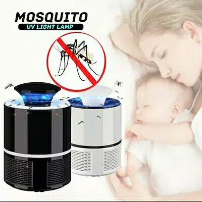 Mosquito Killer Lamp Purple Vortex LED / Lampu Pembunuh Nyamuk
