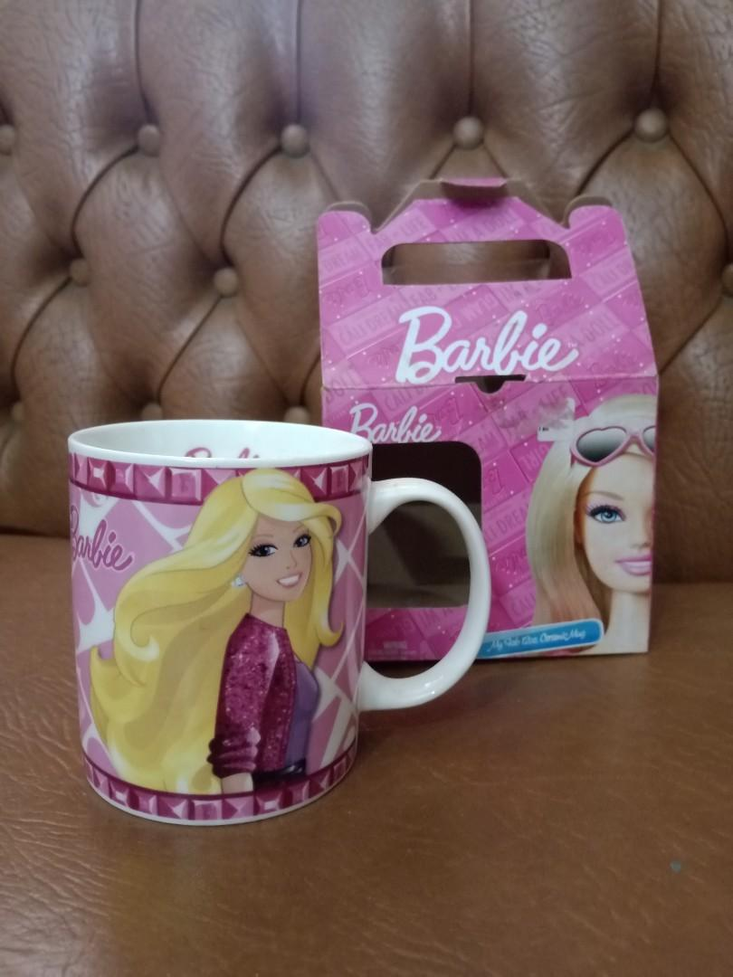 Mug Keramik Barbie (2013)
