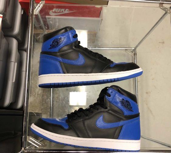 Nike air Jordan 1 royal 1 (4-13)