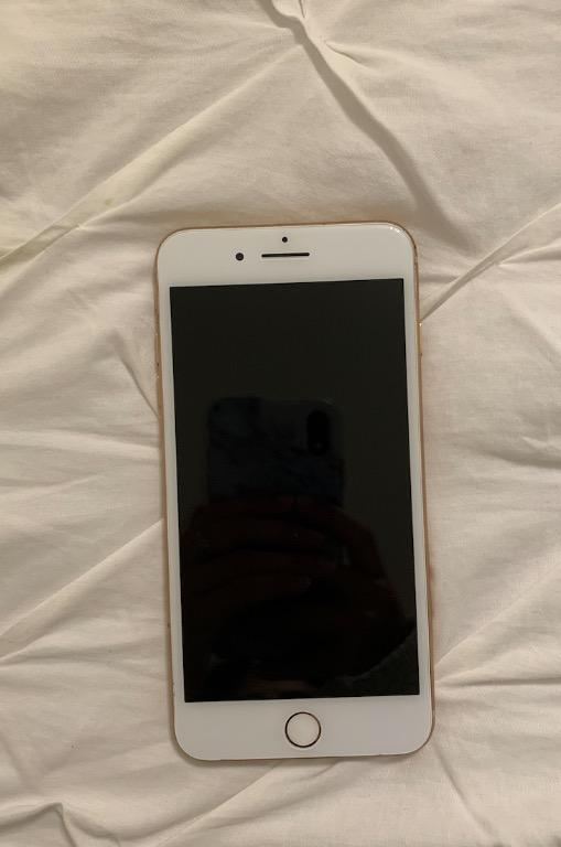 ROSE GOLD iPhone 8 PLUS 64G-MINT CONDITION