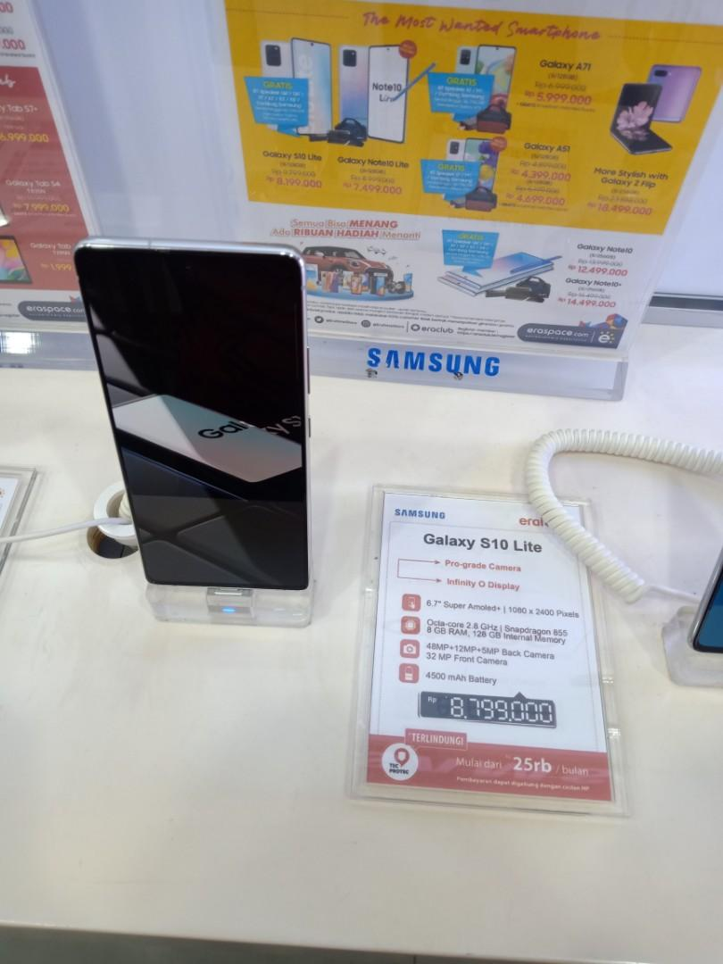 Samsung Galaxy S10 Lite, Cicilan Tanpa Kartu Kredit