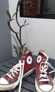 Sepatu Converse (grade ori)