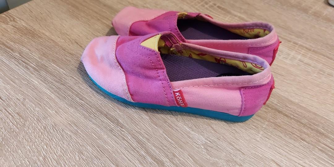 Sepatu Wakai anak (asli)