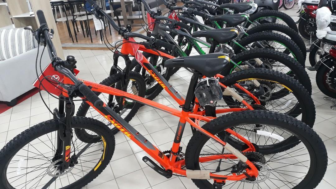 Sepeda Gunung Bisa Kredit DP 0% Admin 199rb
