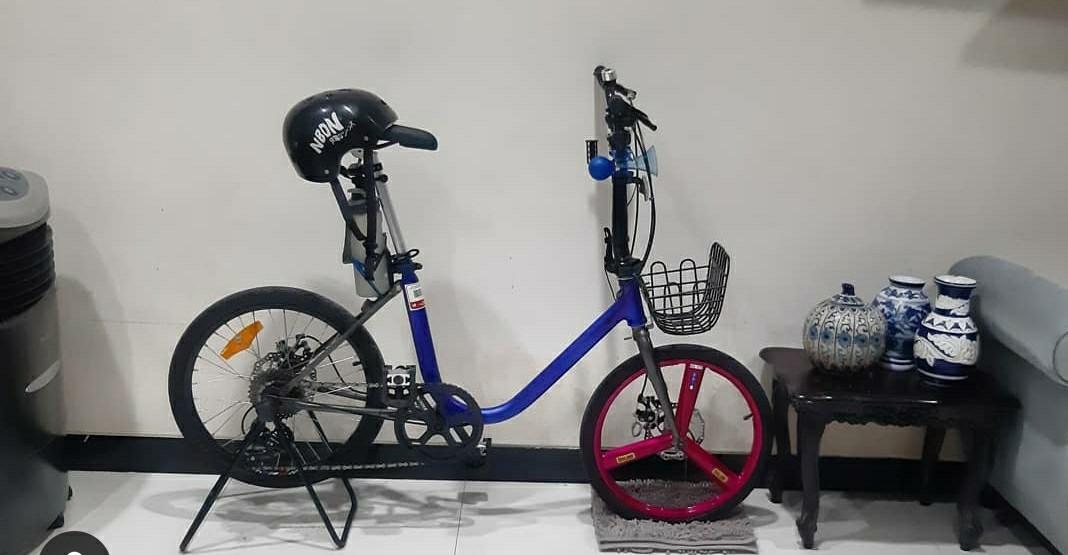 sepeda minion 20 jual Or TT/BT