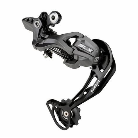 *~(疾風單車)全新SHIMANO SLX RD-M663 SGS長腿後變 9速