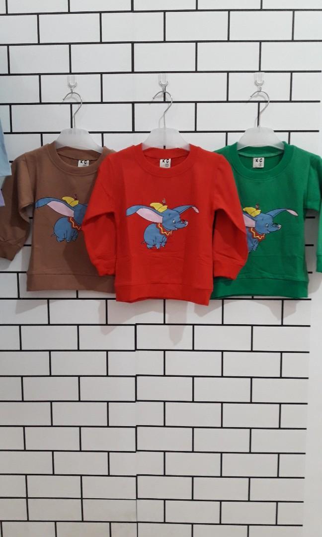Sweater Anak Gajah
