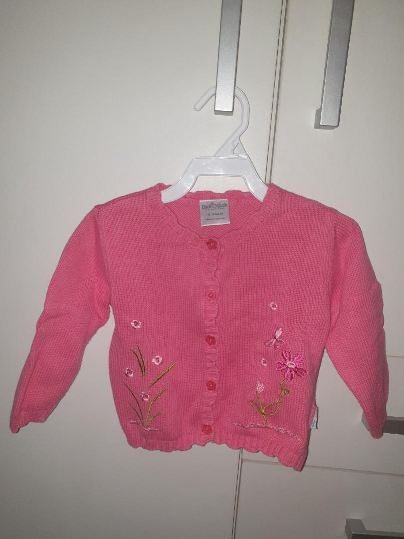 Sweater anak PINK