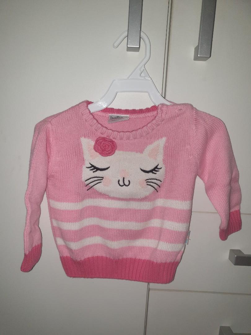 Sweater anak PINK