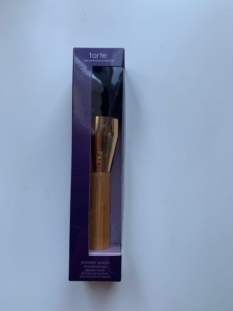 Tarte Powder Player Bamboo Brush