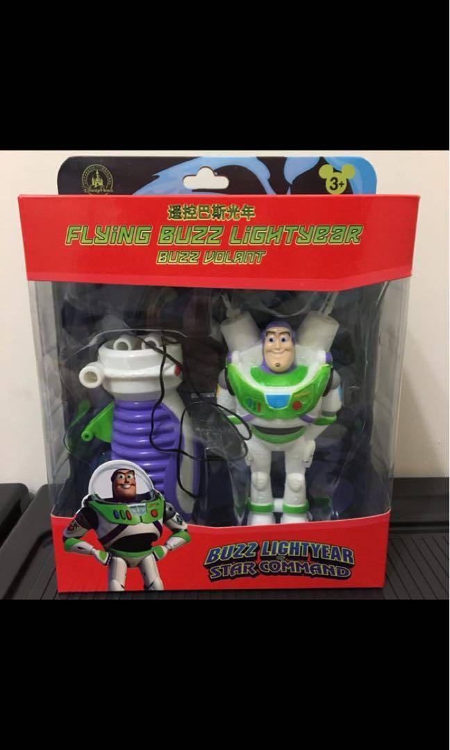 Toy Story 遙控巴斯 BUZZ 香港 迪士尼 購入