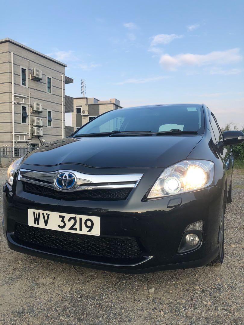 Toyota Auris (A)