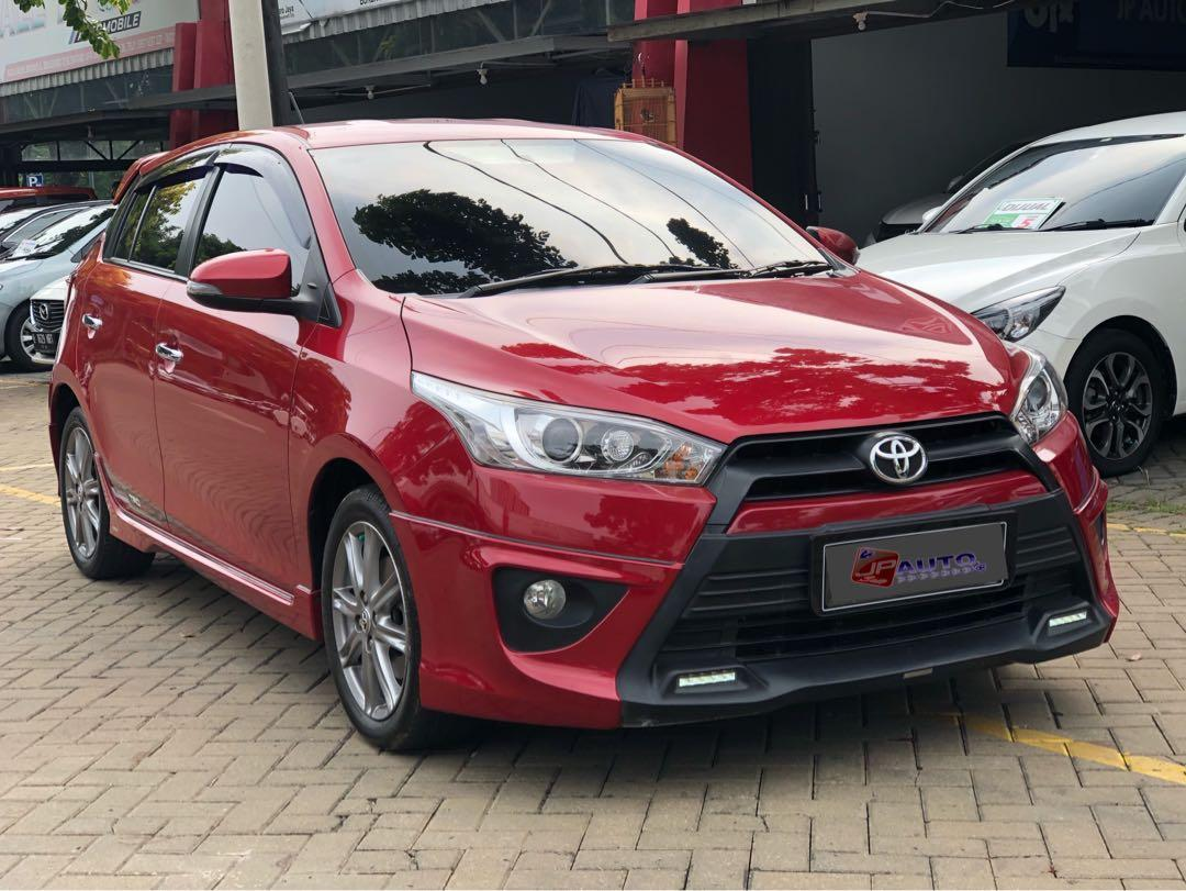 Toyota Yaris TRd Sportivo AT 2016 Siap Pakai
